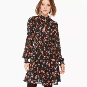 Gorgeous Kate spade floral meadow dress size small